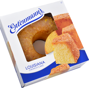 Entenmann's Louisiana Crunch Cake