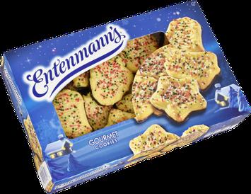 Entenmann's Holiday Gourmet Cookies