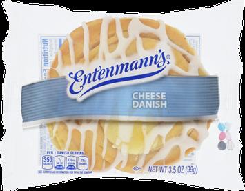 Entenmann's Cheese Danish