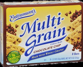 Entenmann's Multigrain Cereal Bars Chocolate Chip