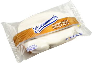 Entenmann's Jumbo Iced Honey Bun