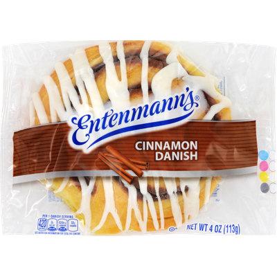 Entenmann's Cinnamon Danish