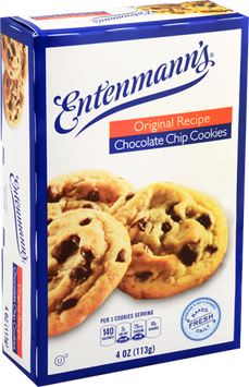 Entenmann's Single Serve Original Recipe Chocolate Chip Cookies