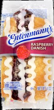 Entenmann's Raspberry Danish