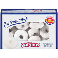 Entenmann's Pop'Ems Powdered