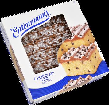 Entenmann's Chocolate Chip Iced Cake