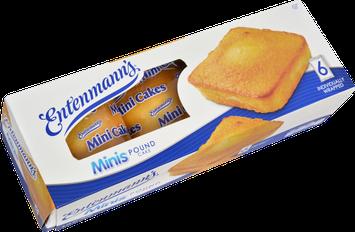 Entenmann's Pound Cake Mini Cakes