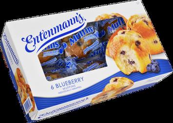Entenmann's Blueberry Muffins