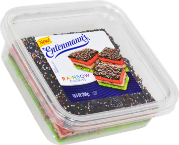 Entenmann's Rainbow Cookies