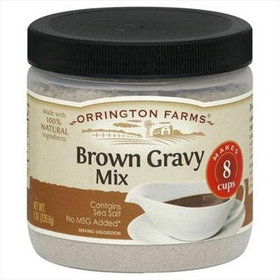 Orrington Farms Gravy Grnlr Brwn Nat -Pack of 6