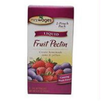 Precision Foods Inc-Mrs. Wages Liquid Fruit Pectin 3 Ounce-2 Pk