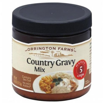 Mix Grnlr Gravy All Natural 6.25 Oz (Pack Of 6)