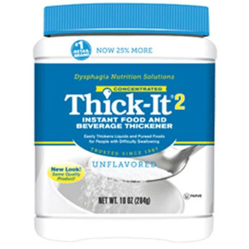 Thick-It 2 Concentrated Instant Food and Beverage Thickener, Unflavored 10 oz by Thick-It