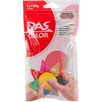 Prang(R) DAS Air-Hardening Modeling Clay, Red