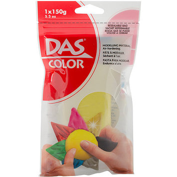 Prang(R) DAS Air-Hardening Modeling Clay, Yellow