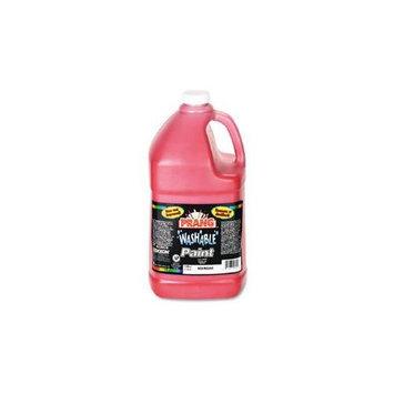 Dixon Ticonderoga 10601 Washable Paint Red 1 gal