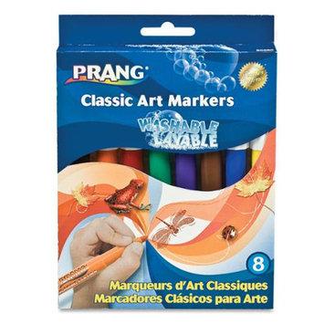 Dixon Ticonderoga Co. Dixon Ticonderoga Prang Washable Art Markers Washable Classic Color