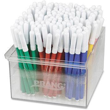 Dixon Ticonderoga Company 80744 Art Markers Fine Point Non-Toxic 144CT Assorted