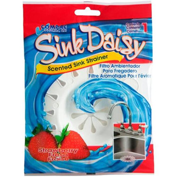 Compac Industries Compac Sink Daisy - Strawberry - Case of 144