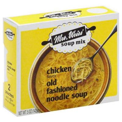 Mrs. Weiss Mrs Weiss Soup Mix Chicken Flavor 6 Oz Case of 12