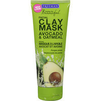 Freeman Facial Masque Clay Avocado and Oatmeal