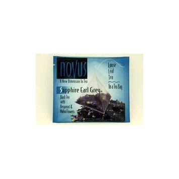 Novus Sapphire Earl Grey Tea (Pack of 50)