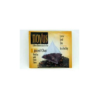 Novus Spiced Chai Tea (Pack of 50)