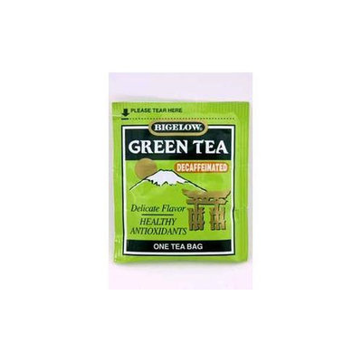 Bigelow Green Tea Decaffeinated (Pack of 168)