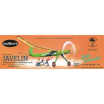 Guillow Javelin