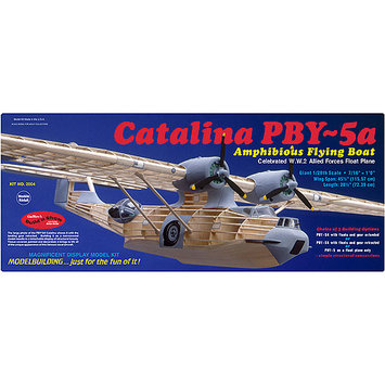 Guillow's PBY-5a Catalina Model Airplane Kit