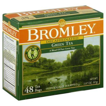 Bromley Tea Green Decaf -Pack of 8