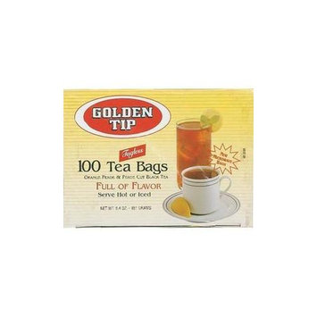 DDI 1186857 Golden Tip Tea Bags 100Ct Case Of 12