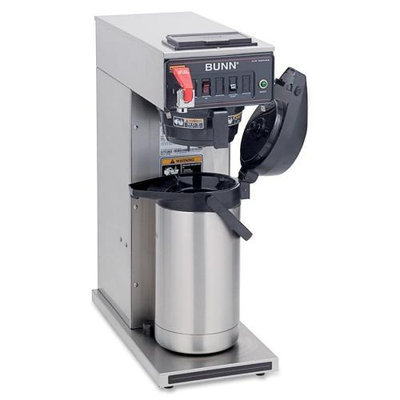 BUNN CWTF15-APS Brewer - 1 Cup(s) - Stainless Steel Black