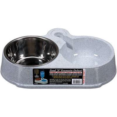 Molor #FF-204 Pet Food 'N Fountain