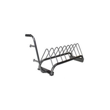 VTX by Troy Barbell Horizontal Bumper Plate Rack
