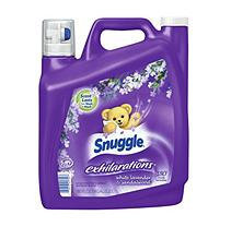 Snuggle White Lavender & Sandalwood Fabric Softener (180 Loads, 180oz.)