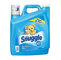 Snuggle Blue Sparkle Fabric Softener (210 Loads, 168oz.)