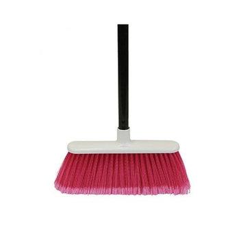 O-cedar MaxiSoft Plastic Broom (Set of 12)