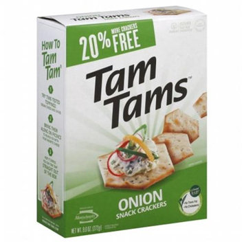 Fansedge Cracker Snk Tamtam Onion Pack of 12