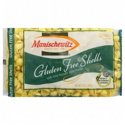 Horowitz Noodle Shell Shaped Gf - Pack of 12 - SPu1070358