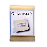Remwood Products Co. - Grandma's Pure & Natural Shampoo & Shave Bar - 4 oz.