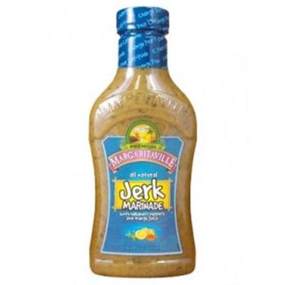 Margaritaville Margaritaville Jerk Marinade Sauce 16 Oz Pack Of 6