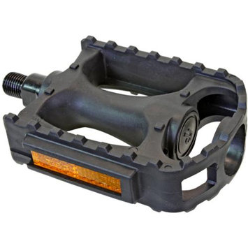Sunlite Cycling ATB Pedals Pedals 1/2 for Bicycling Bike