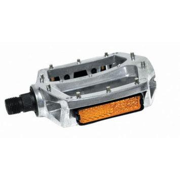 Black Ops Pedals Platform Alloy CrMo 9/16 Silver