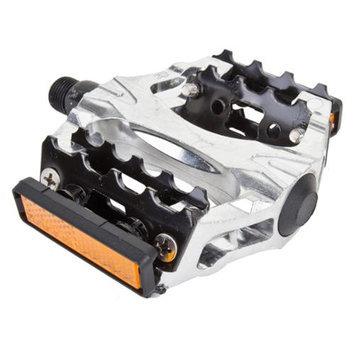 Sunlite Pedals Platform Alloy-Crmoaxl 9/16Bk