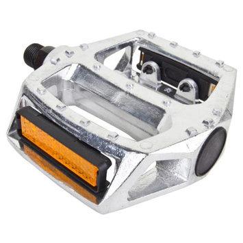 Sunlite MX Alloy Chromo Axle 9/16 Silver Pedals