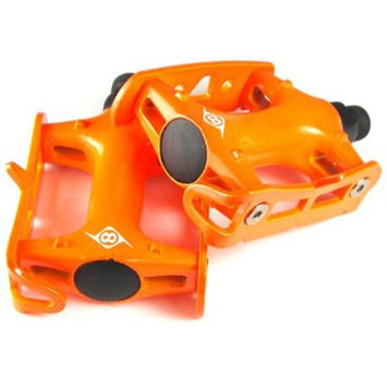 Origin8 Pro Track Light Fixed Gear Orange Bike Pedals