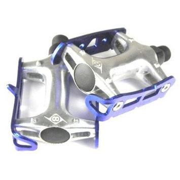 Origin8 Pro Track Light Fixed Gear Blue Bike Pedals
