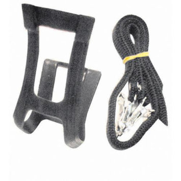 Sunlite Toe Clips MTB W/Straps Large