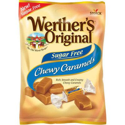 Werther's Original Sugar Free Chewy Caramels, 2.75 oz